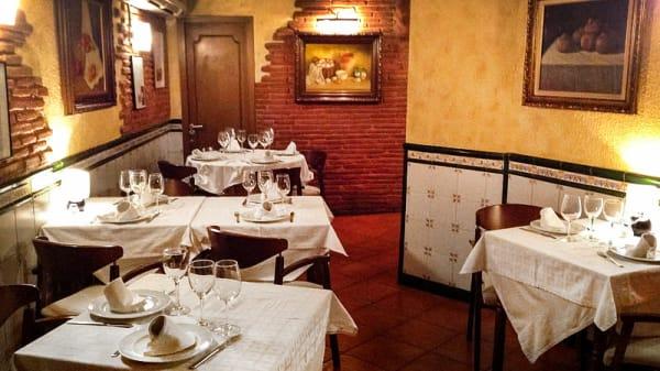 detalle interior - Casa Julia, Barcelona