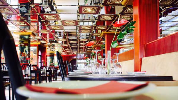 Vista sala - Fusion Restaurant & Loungebar, San Bartolomé de Tirajana