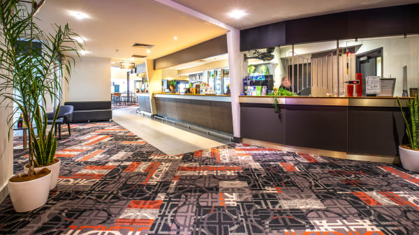 Main Bar - Finsbury Hotel, Woodville North (SA)