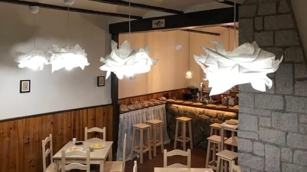 Sala - La Brida Restaurante, Cercedilla