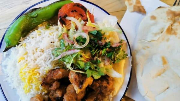 Suggestion du Chef - Kurdistan, Paris