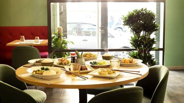 Vista sala - Antica Cina Restaurant, Milan