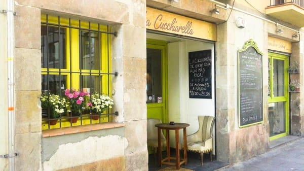 La entrada - La Cucchiarella, Barcelona