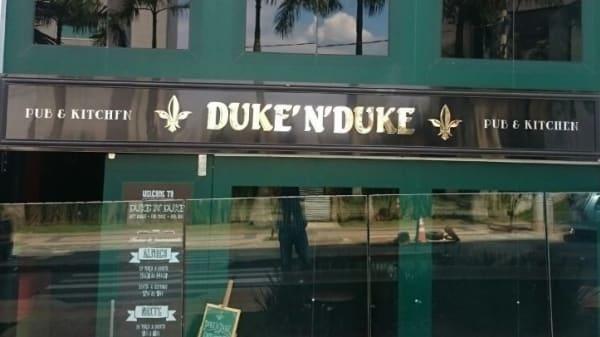 Duke fachada - Duke'n'Duke - Vila da Serra, Belo Horizonte