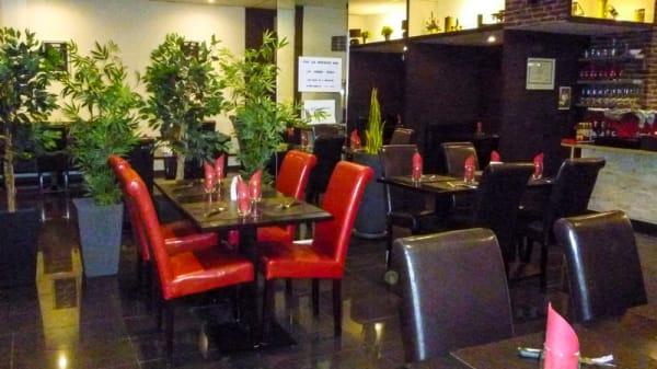 Salle du restaurant - La Casanova, Illkirch-Graffenstaden