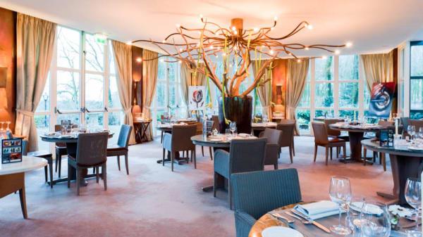 Het restaurant - De Steenen Tafel, Arnhem