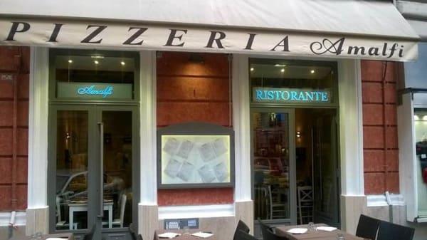 Entrata - Pizzeria Ristorante Amalfi 2, Roma