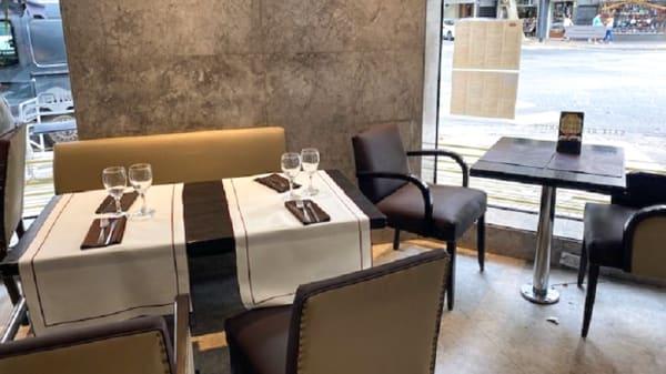 Sala del restaurante - Cafe del Botánico (Hotel Bulnes Eco Suites), Autonomous City of Buenos Aires