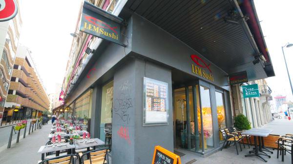 Bienvenue au restaurant Lem Sushi - Lem Sushi, Lyon