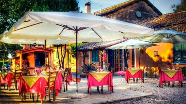 Terrazza - La Kucina, Ostia Antica