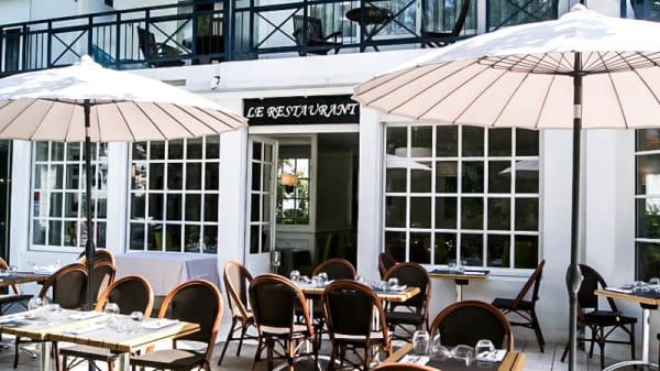 Vue devanture - Le Restaurant de la Mascotte, La Baule-Escoublac