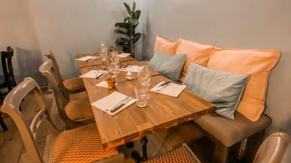 Salle du restaurant - Le Petit Carnot, Valbonne