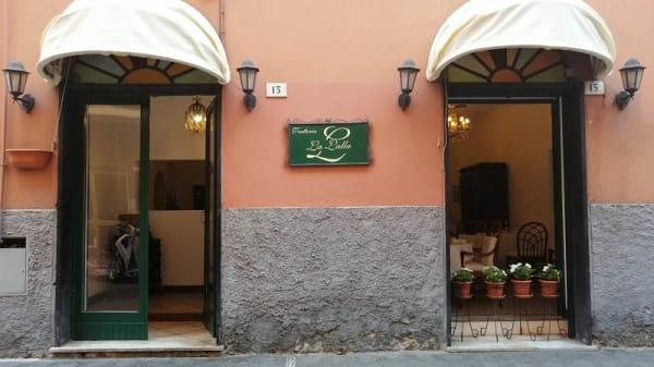 Esterno - La Lalla, Rapallo