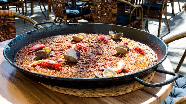 Sugerencia del chef - La Marea, Barcelona