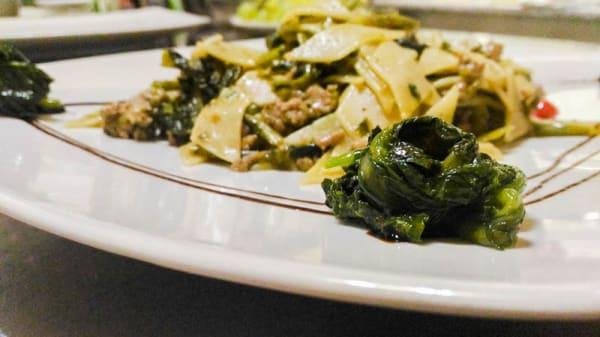 Suggerimento dello chef - La Napoletana Villa Luce, Belmonte Castello