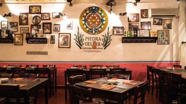 Salone ristorante - Piedra del Sol, Bologna