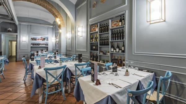 Interno - Taverna Siciliana, Roma