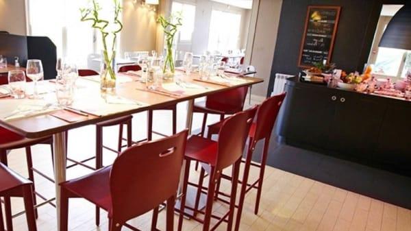 Salle du restaurant - Hôtel Restaurant CAMPANILE DREUX, Dreux