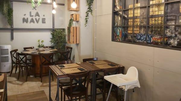 La Nave Gastrobar, Málaga