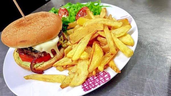 suggestion de plat - L'Affacata, Guagno