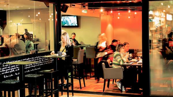 Vue restaurant - Le Bar à Pâtes, Puget-sur-Argens