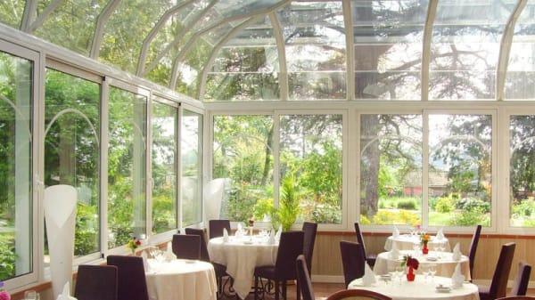 Veranda restaurant chai de fages - Le Chai de Fages, Drémil-Lafage