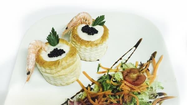 Sugerencia del chef - César, Santa Coloma de Gramenet