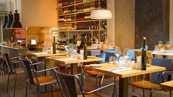 Het restaurant - Paisan, Hilversum