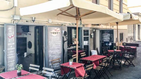 Terrazza - Shabby, Roma