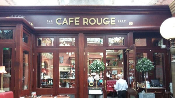 Café Rouge - Windsor, Windsor