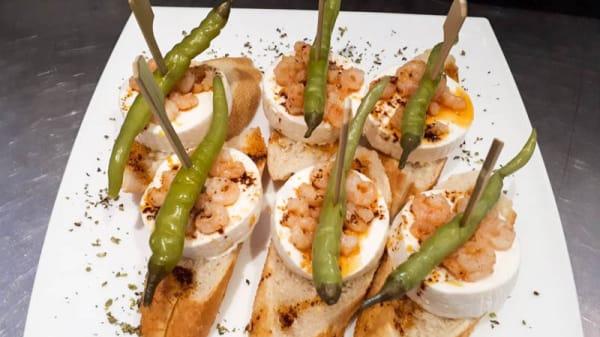 Sugerencia del chef - Arcadio's, Barcelona