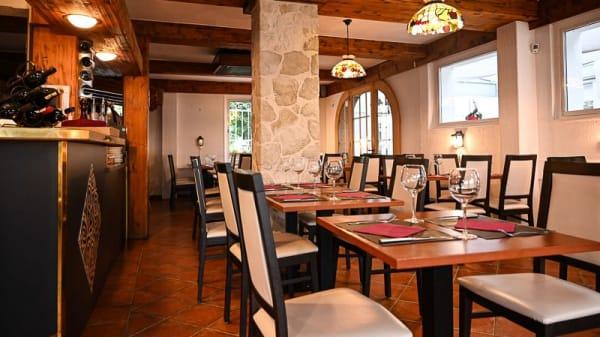 inside - Café-Café, Lausanne