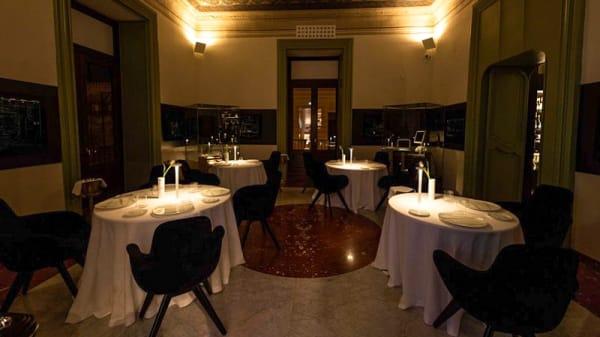 Interno - MEC Restaurant, Palermo
