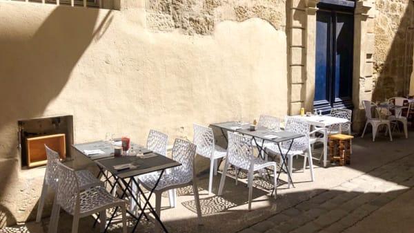 Terrasse - Gasoline Wine & Burger, Montpellier