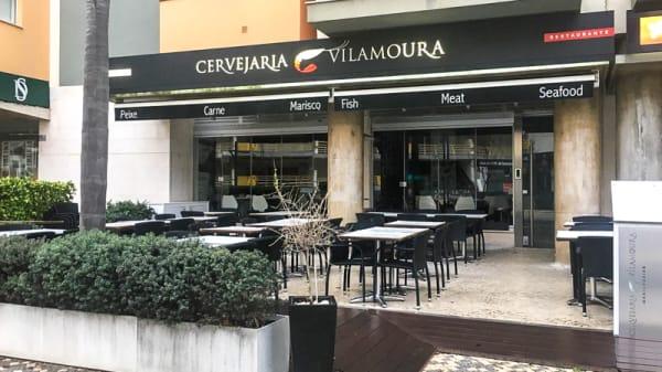 Entrada - Cervejaria Marisqueira de Vilamoura, Quarteira