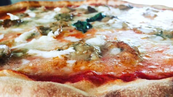 Pizza - Zenzero, Monteprandone