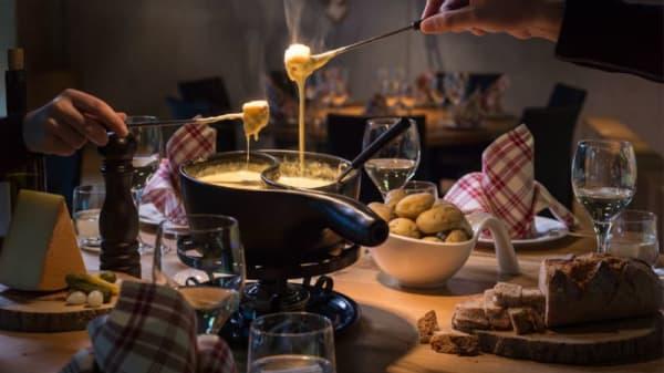 Suggestion du chef - Waldhaus Flims Wellness Resort Restaurants, Flims Waldhaus