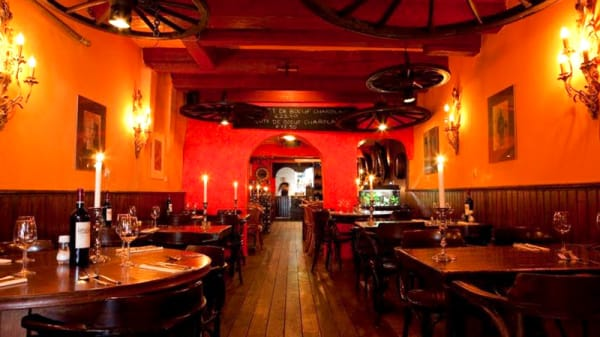 restaurantzaal - Bistro Bonjour, Amsterdam