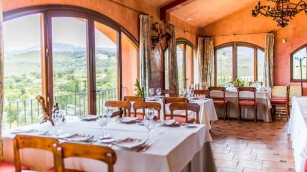 Vista de la sala - Restaurante Campo de Golf, Antequera