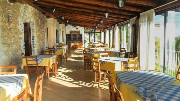 Interno - Agriturismo Principe di Vallescura, Pisciotta