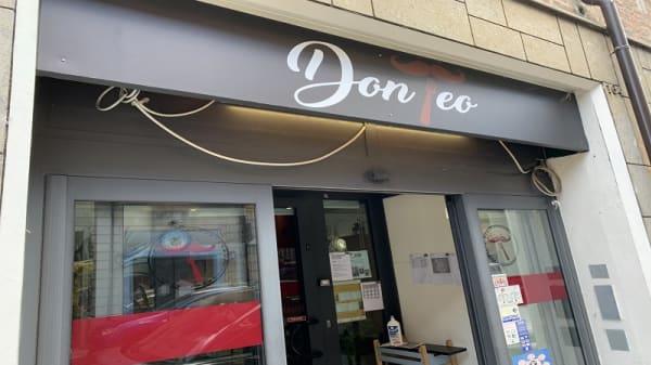 Ingresso - Don Teo, Piacenza
