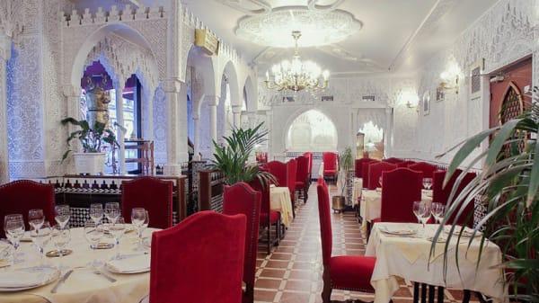 Vue de la salle - L'Atlas Restaurant Marocain, Paris