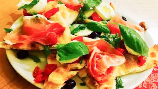 Suggerimento dello chef - Regina Margherita, Gambolò