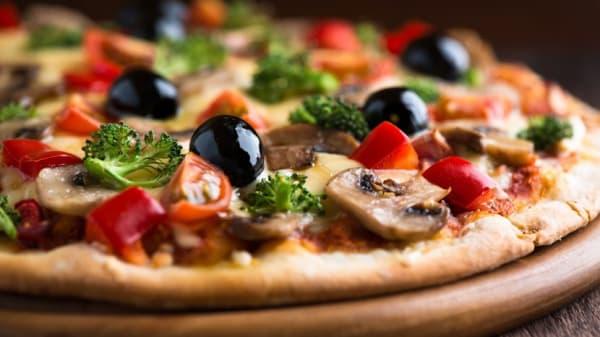Pizza - Ciao Amico, The Hague
