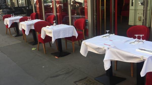 Terrasse - Bistrot Café Barjot - Gare de Lyon, Paris