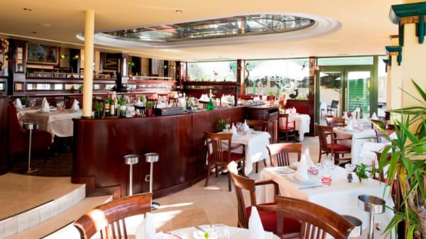 Vue de la salle - Le Siècle - Hôtel West End, Nice