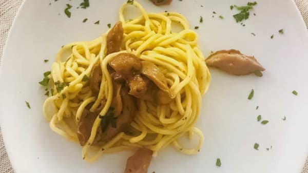 Suggerimento dello chef - Belvedere