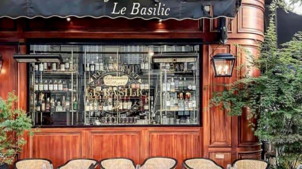 Entrée - Le Basilic, Paris