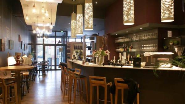Salle - Bé2M - Bar à Vins, Nantes