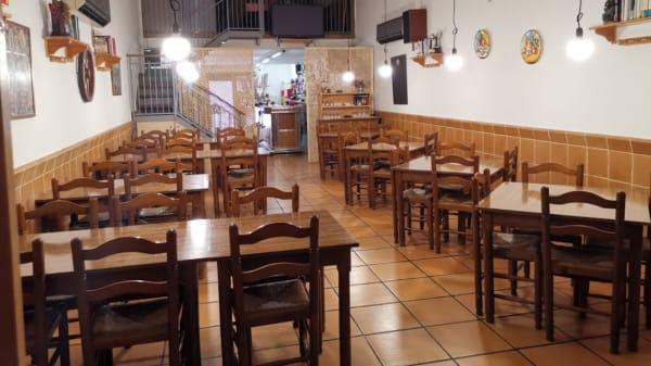 Les Brases de Torrella, Terrassa